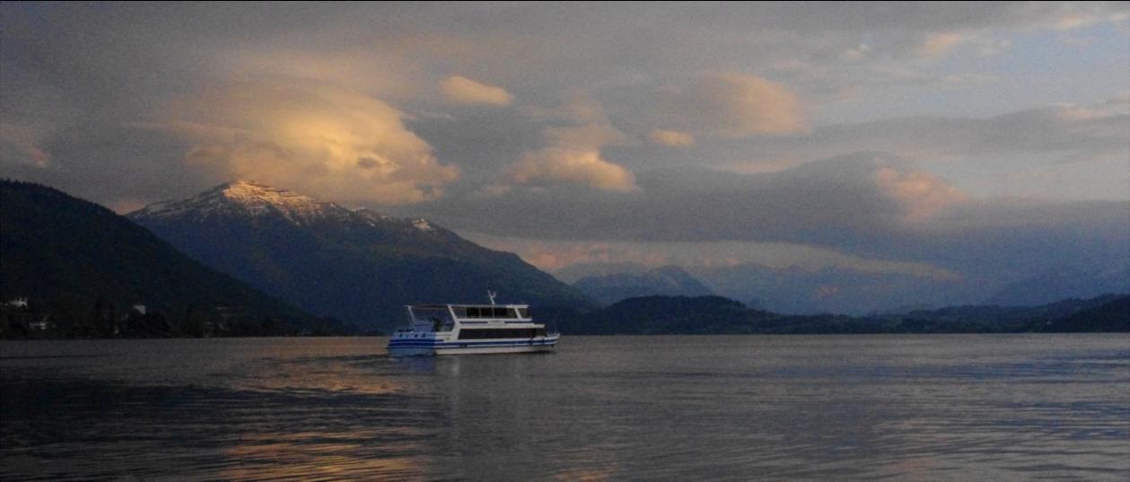 Bootsfahrt Zuger See