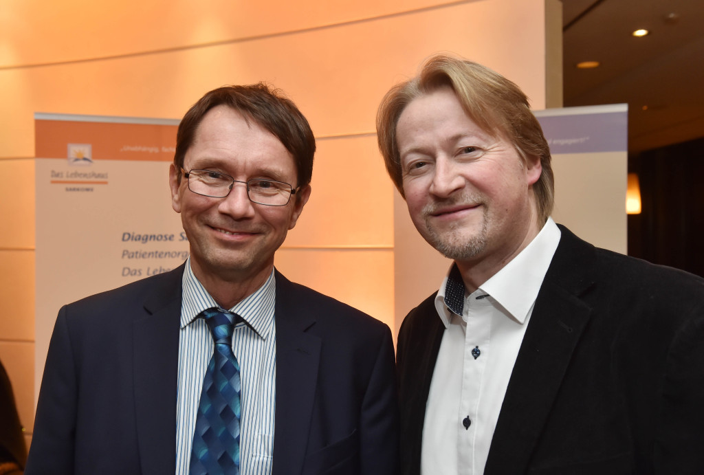 Heikki Joensuu, Helsinki und Rainer