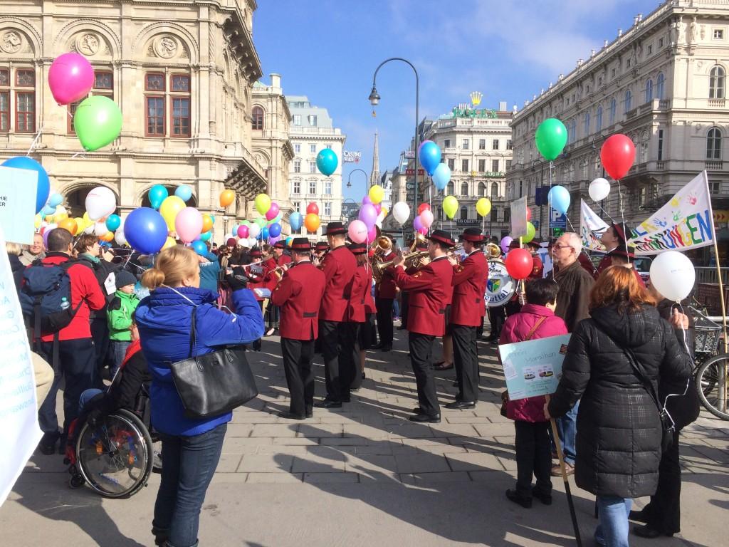 Marsch der Seltenen Erkrankungen2